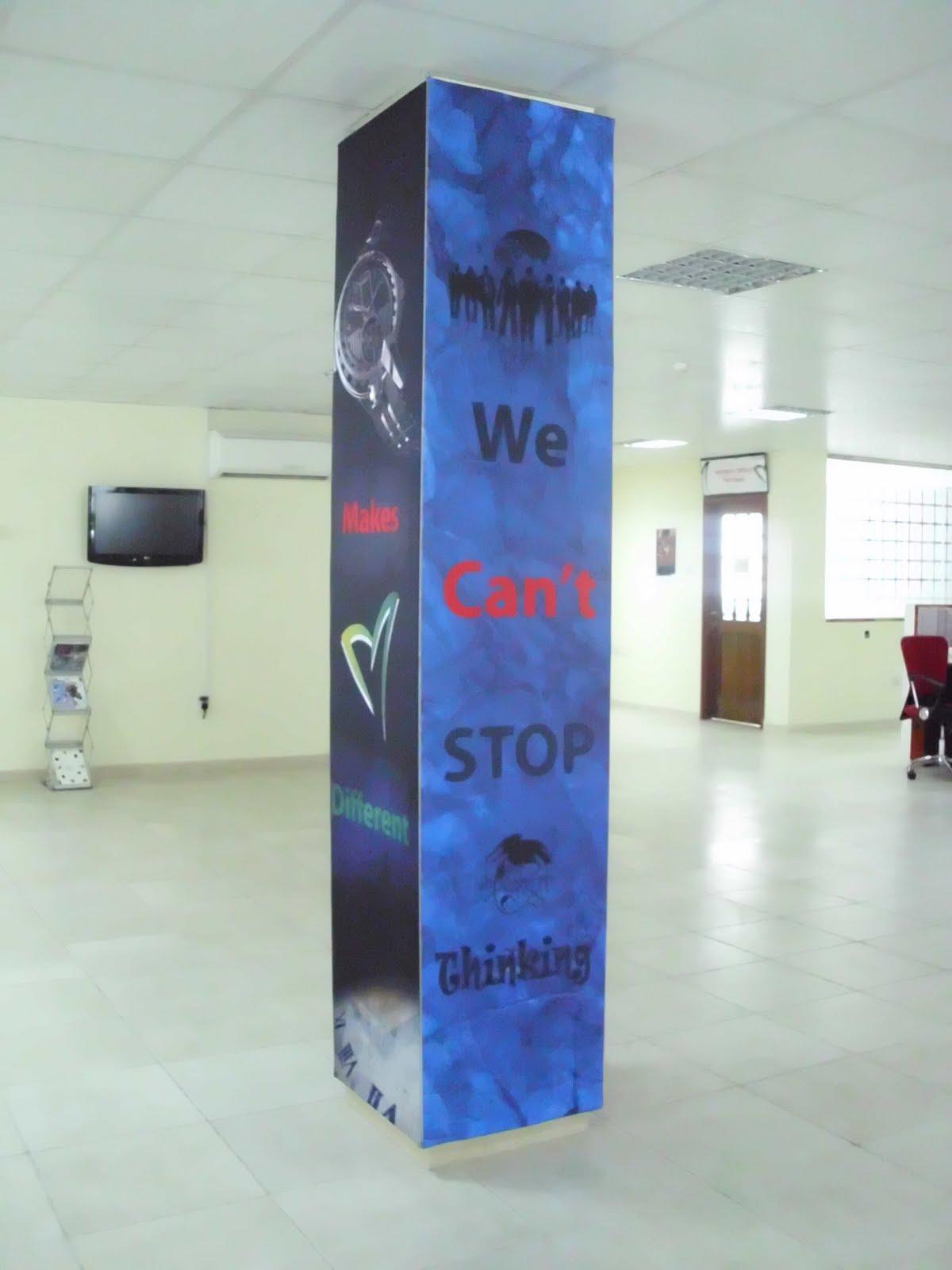 Pillar Branding Wall Amp Pillar Branding